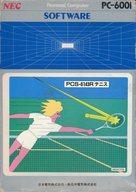【中古】PC-6001 カートリッジROMソフト ランクB)テニス