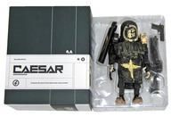 【中古】フィギュア GRAVEDIGGER CAESAR -グレイヴディガー シーザー- 「WORLD WAR ROBOT PORTABLE」 1/12 アクションフィギュア