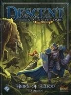 【中古】ボードゲーム [日本語訳無し] ディセント:ジャーニー・イン・ザ・ダーク(第二版) ヘアーズ・オブ・ブラッド キャンペーンブック (Descent: Journeys in the Dark (Second Edition) ? Heirs of Blood)