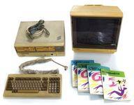 【中古】PC-8801ハード PC-8801本体 mkII MR + PC-KD852 (14インチカラーディスプレイ)