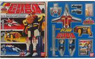 【中古】おもちゃ [破損品] DX超合金 超獣合体 ライブロボ 「超獣戦隊ライブマン」