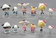 【中古】トレーディングフィギュア 全6種セット 「ユーリ!!! on ICE × サンリオキャラクターズ」【タイムセール】