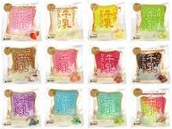 【中古】スクイーズ(食品系/キーホルダー) 全12種セット 「復刻版 牛乳ひたしパン ミニ スクイーズ マスコット」【タイムセール】