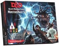 【新品】ミニチュアゲーム ダンジョンズ&ドラゴンズ モンスターズペイントセット