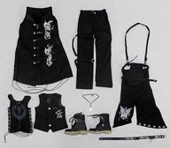 【中古】ドールアクセサリー ドルフィー用 Sixh. (デザイナーIBI MODEL) Dress Set 「デザイナーズコレクション」 ボークスショップ&ホビー天国ウェブ限定