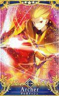【中古】Fate/Grand Order Arcade/☆☆☆☆☆/サーヴァント/アーチャー/第5段階/ギルガメッシュピックアップ召喚 [☆☆☆☆☆] : 【Fatal】ギルガメッシュ