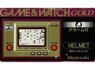 【中古】ゲームウォッチ HELMET(ヘルメット) (状態:本体・箱状態難※中箱含む)