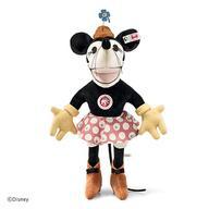 【中古】ぬいぐるみ Disney Minnie Mouse 1932-ディズニー ミニーマウス 1932- ぬいぐるみ 「ディズニー×シュタイフ」【タイムセール】
