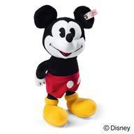 【中古】ぬいぐるみ Mickey Mouse-ミッキーマウス- ぬいぐるみ 「ディズニー×シュタイフ」【タイムセール】