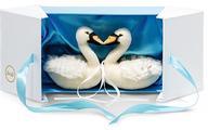【中古】ぬいぐるみ Wedding Swan set-ウェディング スワンセット- ぬいぐるみ 13cm【タイムセール】