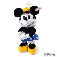 【中古】ぬいぐるみ Minnie mouse-ミニーマウス- ぬいぐるみ 「ディズニー×シュタイフ」【タイムセール】