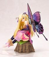 【新品】フィギュア 紫陽花の妖精 アナベル 「Tony'sヒロインコレクション」 4-Leaves 1/6 PVC製塗装済み完成品【タイムセール】