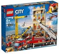 【中古】おもちゃ LEGO レゴシティの消防隊 「レゴ シティ」 60216