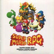【中古】アニメ系CD SUPER MARIO RPGオリジナルサウンドバージョン(ステッカー付き)
