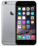 【中古】携帯電話 iPhone6 16GB (au/スペースグレイ) [MG472J/A](状態:本体のみ)