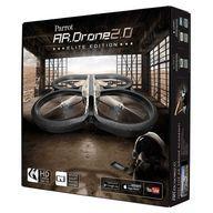 【中古】ラジコン ドローン(本体) ラジコン AR. Drone2.0(ブラック×三色迷彩) ELITE EDITION [PF721930BAT]