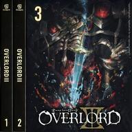 【中古】アニメDVD オーバーロードIII 初回生産版 全3巻セット