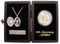 【中古】銀製品・指輪・アクセサリー(女性) AKB48 渡辺麻友 AKB48 10周年記念メダル&メンバー写真入りペンダントセット 渡辺麻友 AKB48グループショップ限定, BALI&ALOHASTYLE:949511d2 --- sunward.msk.ru