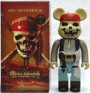 【中古】フィギュア BE@RBRICK-ベアブリック- Pirates of the Caribbean 400% 「パイレーツ・オブ・カリビアン/ワールド・エンド」 ヤマシロヤ限定