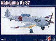 【中古】プラモデル [破損品] 1/72 Nakajima Ki-87 -中島 キ-87- [72002]