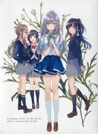 【中古】アニメBlu-ray Disc 色づく世界の明日から Blu-ray BOX 1