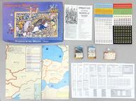 【中古】ボードゲーム [破損品/日本語訳無し] 帝国の興亡 (Empires of the Middle Ages)