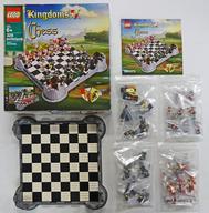 【中古】おもちゃ [開封済み] LEGO Kingdoms Chess-キングダム チェス- 「レゴ」 853373