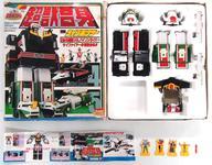 【中古】おもちゃ [破損品/付属品欠品] 超獣合身 DXライブボクサー 「超獣戦隊ライブマン」