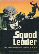 【中古】シミュレーションゲーム [ユニット切り離し済] 戦闘指揮官 (Squad Leader) [日本語訳付き]