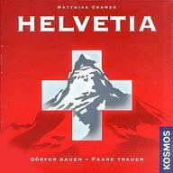 【中古】ボードゲーム [日本語訳無し] ヘルベチア (Helvetia)
