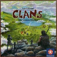 【中古】ボードゲーム [日本語訳無し] クランス (Clans)