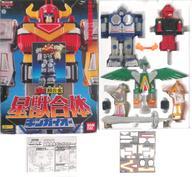 【中古】おもちゃ [破損品] DX超合金 GD-11 星獣合体 ギンガイオー 「星獣戦隊ギンガマン」