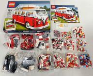 【中古】おもちゃ [開封済] LEGO フォルクスワーゲン T1キャンパーヴァン 「レゴ クリエイター」 10220