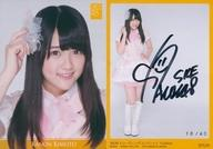 【中古】アイドル(AKB48・SKE48)/SKE48 トレーディングコレクション ファミリーマートエディション SPS39 : 木本花音/直筆サイン入りカード(/40)/SKE48 トレーディングコレクション ファミリーマートエディション