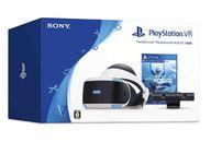 """【中古】PS4ハード PlayStation VR本体 """"PlayStation VR WORLDS"""" 同梱版"""