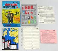 【中古】ボードゲーム [破損品/付属品欠品/ユニット切り離し済] ロシア戦線 日本語版 (Russian Front)