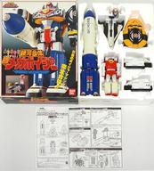 【中古】おもちゃ [破損品] 銀河合体 DXメガボイジャー 「電磁戦隊メガレンジャー」