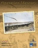 【中古】ボードゲーム [ランクB/日本語訳無し] マーキュリー作戦 (Operation Mercury: The Invasion of Crete)