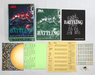 【中古】ボードゲーム [破損品/付属品欠品] 装甲騎兵ボトムズ バトリング