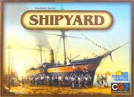 【中古】ボードゲーム [ランクB/日本語訳無し] 造船所 (Shipyard)