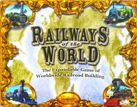 【中古】ボードゲーム [ランクB/付属品欠品/日本語訳無し] レイルウェイズ・オブ・ザ・ワールド (Railways of the World)