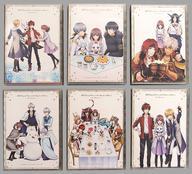 【中古】アニメDVD 夢王国と眠れる100人の王子様 初回版 全6巻セット
