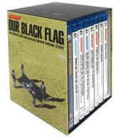 【中古】邦楽Blu-ray Disc 不備有)the pillows / OUR BLACK FLAG Blu-ray BOX(状態:スタッフパス・スタッフパス用ストラップ欠品)