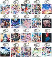 【中古】キーホルダー・マスコット(キャラクター) 全20種セット 「BanG Dream! ガールズバンドパーティ! トレーディングCDジャケットキーホルダーvol.2」 AnimeJapan 2019グッズ