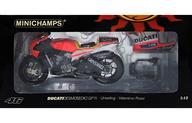 【中古】ミニカー 1/12 Ducati Desmosedici GP11 Unveiling 2011 TIM #46(オレンジ×ホワイト×イエロー) 「VALENTINO ROSSI Collection」 [122110846]