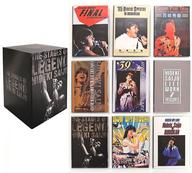 【中古】邦楽DVD 不備有)西城秀樹 / THE STAGE OF LEGEND HIDEKI SAIJO(状態:DISC8・9・DISC9用リーフレット欠品)