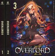 【中古】アニメDVD オーバーロードII 初回生産版 BOX付き全3巻セット