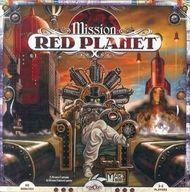 【中古】ボードゲーム [和訳シール貼付済] ミッション・レッドプラネット (Mission: 赤 Planet) [日本語訳付き]