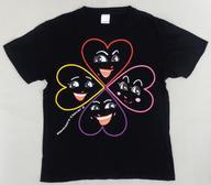 """【中古】Tシャツ(女性アイドル) ももいろクローバーZ オモイをつなげるんだーっ""""Z""""Tシャツ ブラック Mサイズ 「ももクロ春の一大事2019 in 黒部市~笑顔のチカラ つなげるオモイ~」"""