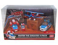 【中古】ミニカー MATER THE GREATER 4-PACK(4台セット) 「カーズ トゥーン」 [P7254]